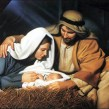 Christ - Birth - His Name Shall Be Called - Simon Dewey