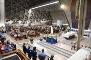 p.Rozo Palić duhovna obnova<br>Marijansko svetište MONTE GRISA - TRST @ MONTE GRISA - Trst